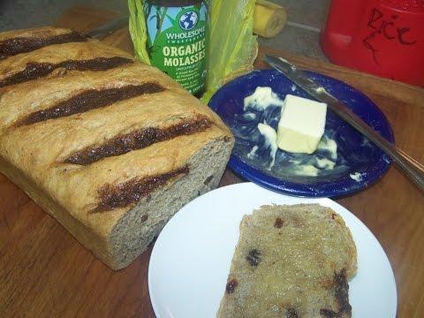 Raisin, Bread, Carmelized Brown Sugar 3/3