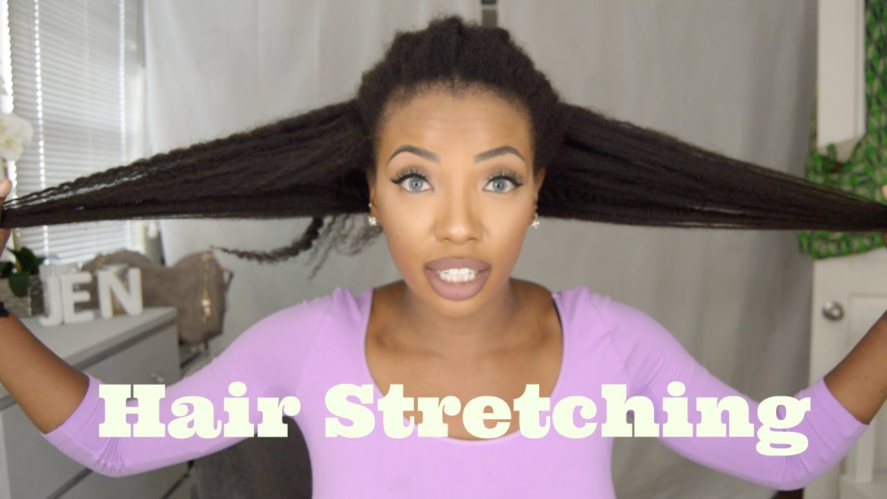 Image result for STRETCHING Your Natural Hair