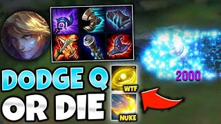 *EVERY SPELL NUKES* FULL AP EZREAL MID HAS DEADLY RANGE AND DAMAGE! - League of Legends