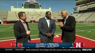 Illinois at Nebraska - Football Preview