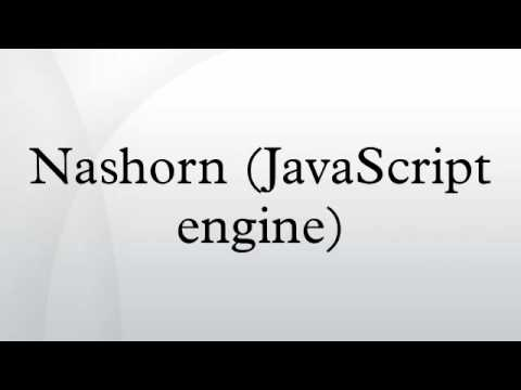 Nashorn (JavaScript engine)