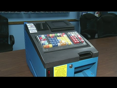 Lucky Lottery Machine Retired After Powerball Drawing