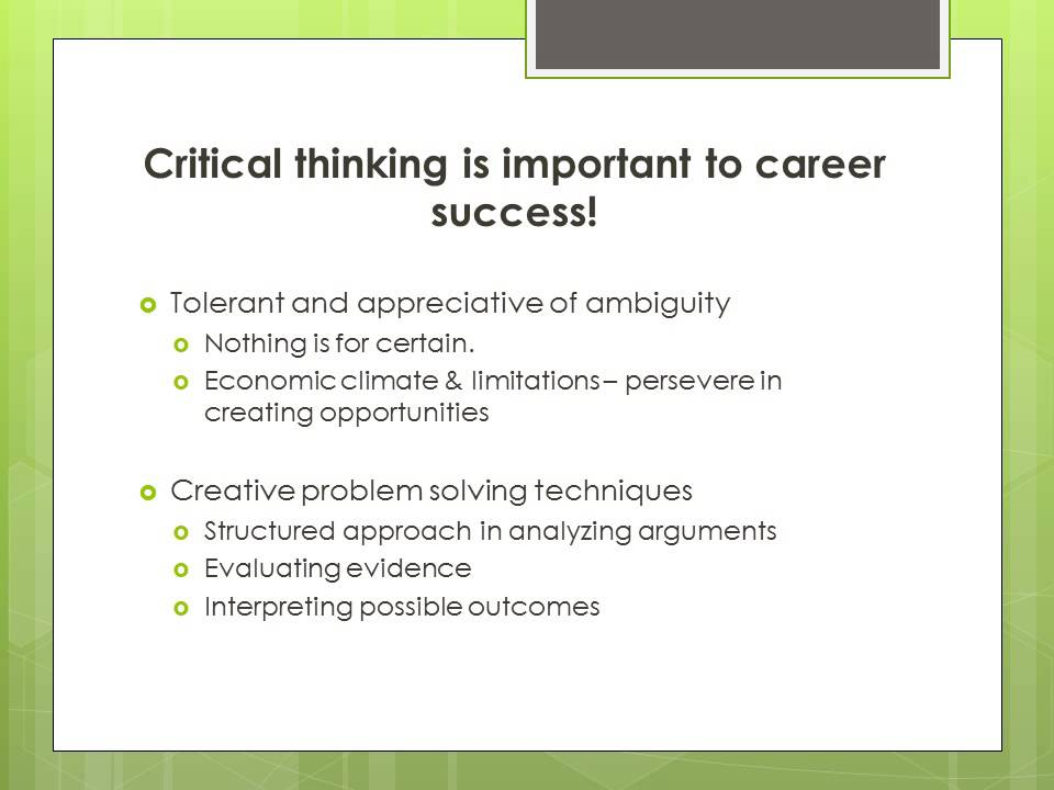 phil midterm powerpoint critical thinking ethical behavior media