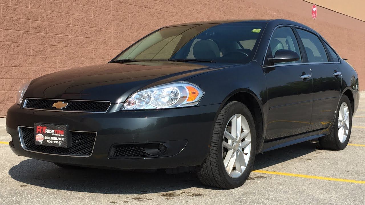 2013 chevrolet impala ltz leather heated seats alloy. Black Bedroom Furniture Sets. Home Design Ideas