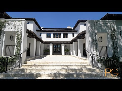 Arvida Parkway Waterfront Home in Coral Gables, FL -- Lifestyle Production Group