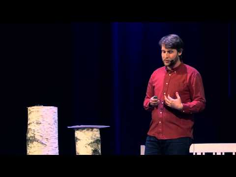 How I let curiosity shape my life   Anders Lundkvist   TEDxÖstersund