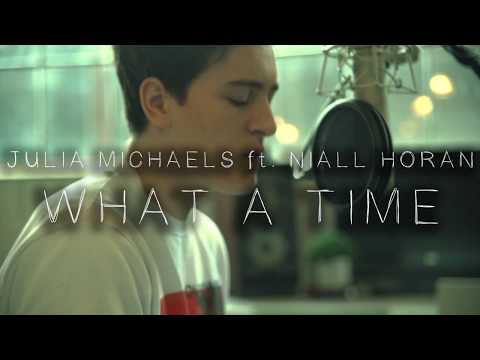 Julia Michaels Ft. Niall Horan - What A Time (GUS Cover)