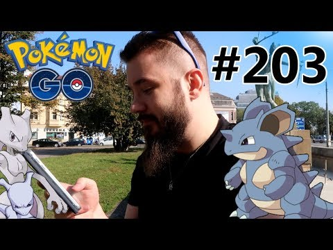 Pokemon GO s pRajou - Všude samé ženské! a mewtwo. thumbnail