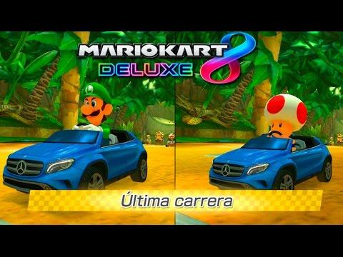 Get MARIO KART DELUXE 8: LUIGI VS TOAD | Vegetta VS Willyrex Images