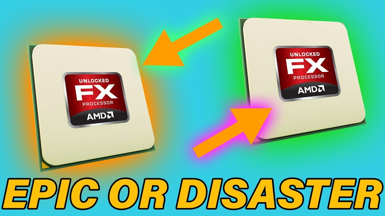 Gaming On An AMD FX 8350 In 2018 Possible?