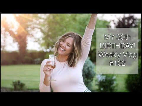 MY 30th BIRTHDAY!!! | xameliax Weekly Vlog #102