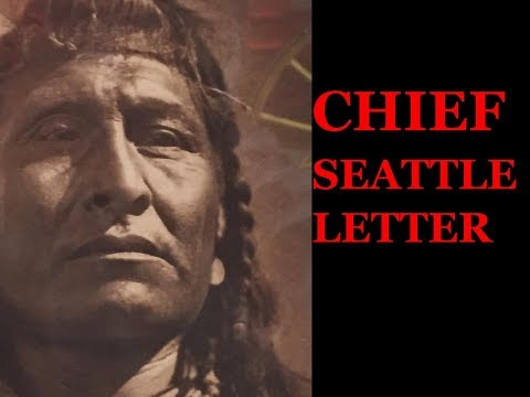 Chief Seattle Letter (read by Graywolf)