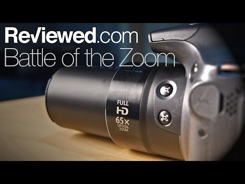 Battle of the Zoom: Canon SX60 vs. Panasonic FZ1000