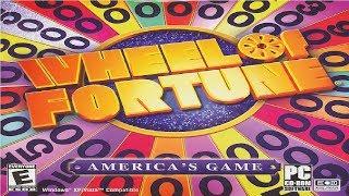 Wheel Of Fortune PC Solo Game Run