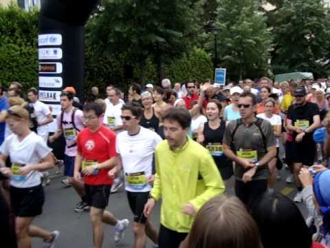 Genève (Suiza), media marathon 15-05-2011
