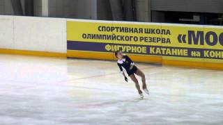 Анастасия Тараканова, ПП, Первенство Москвы (мл.возраст) 2015