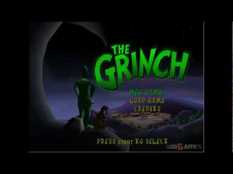 The Grinch  - Gameplay Dreamcast HD 720P
