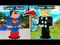 How to MORPH into ANY Minecraft SUPERHERO!