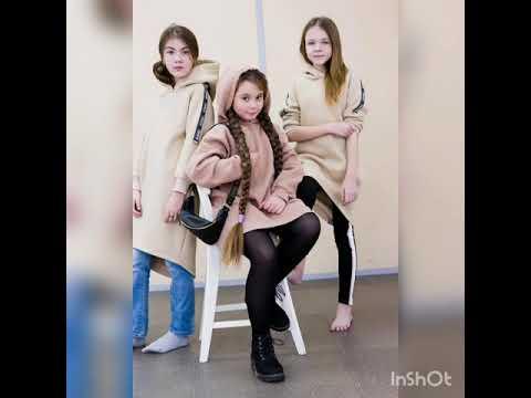 Юная модель. Фотосессия для бренда одежды. Гусева Лиза. Екатеринбург 2019