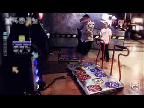 PIU / Banya - Dance with Me ( Improv Freestyle ) HQ