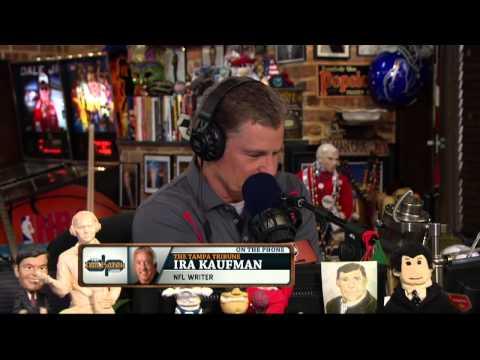 Ira Kaufman on the Dan Patrick Show (Full Interview) 7/22/14