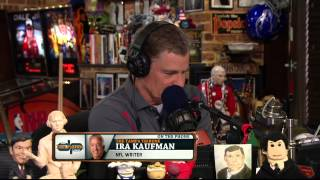 Ira Kaufman on the Dan Patrick Show (Full Interview) 7/22/14