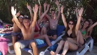 VIDEO ETE 2016 DU CAMPING LES MIMOSAS   PORTIRAGNES