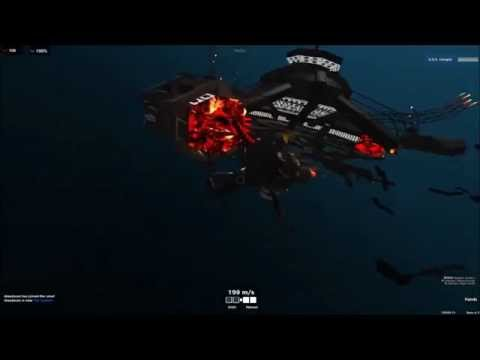 Pulsar Lost Colony Beta 4.2 New Ship inspection