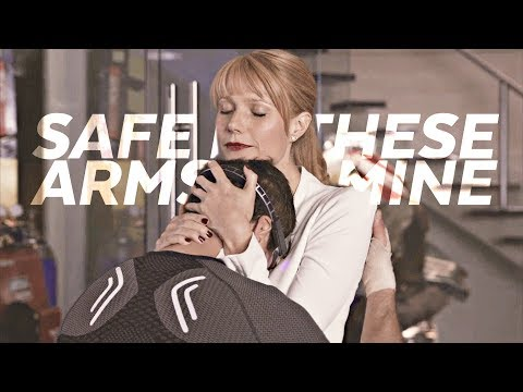 safe in these arms of mine   iron man: tony + pepper