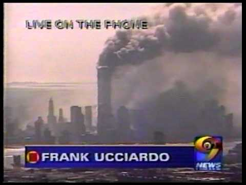 UPN9 NY 9/11/2001 news coverage ~ 10:37 am