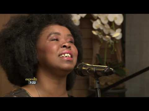 "Zahara performs ""Umfazi"" on Expresso Show"