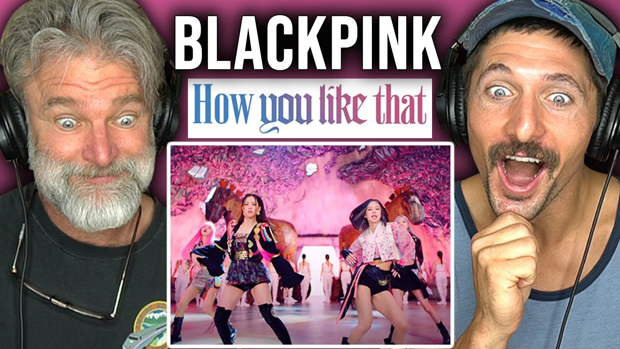 Montana Guys React to BLACKPINK - 'How You Like That' M/V