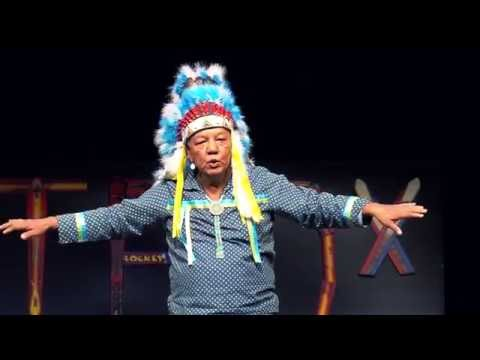 Ute Wisdom, Language And Creation Story | Larry Cesspooch | TEDxYouth@ParkCity
