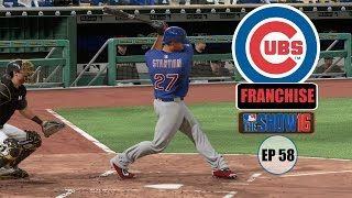 MLB The Show 16 (PS4) Chicago Cubs Franchise - EP58 (Blockbuster Trade Deadline Deal!)