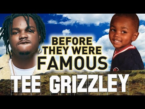 TEE GRIZZLEY - Before They Were Famous - FIRST DAY OUT