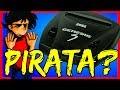 O Genesis 3 é um console Pirata, Clone ou Original ? - Poeira Jogos