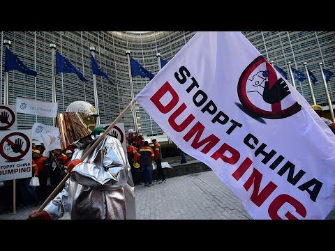 EU imposes new anti-dumping duties to Chinese steel