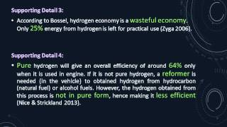 Hydrogen Fuel Cell Cannot Replace Fossil Fuel Internal Combustion Engine for Road Transportation