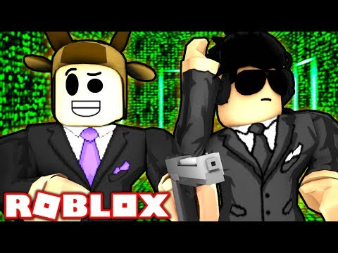 BECOMING A SPY IN ROBLOX! (Roblox Secret Agents)
