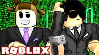 BECOMING A SPY IN ROBLOX! (Agenti segreti Roblox)