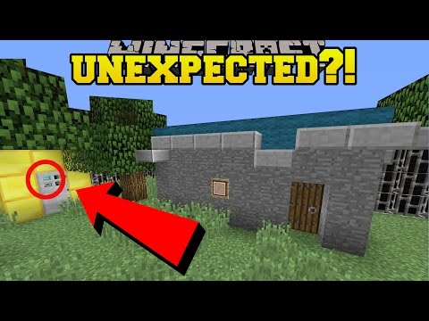 Minecraft: YOU WOULD NEVER EXPECT THIS!!! - Funny Moments - Видео из Майнкрафт (Minecraft)