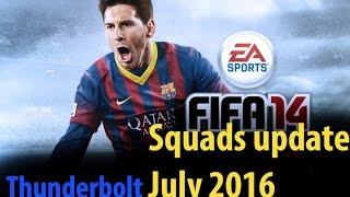 fifa 14 squads update july 2016