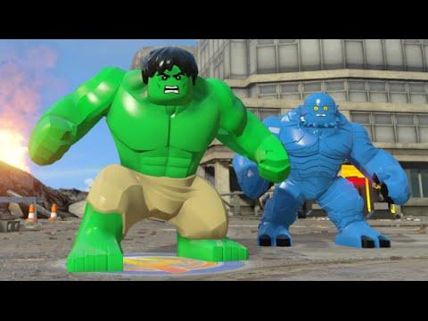 LEGO Marvel's Avengers - All Hulk Selfie Missions