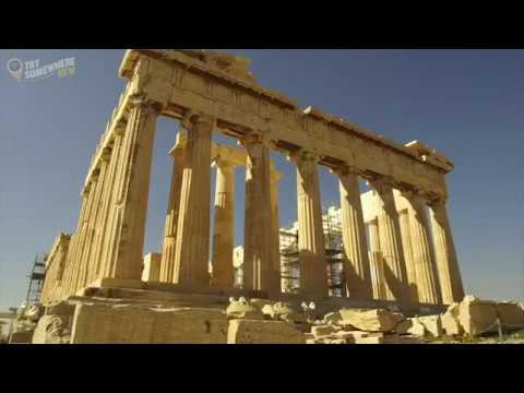 Descubre Atenas con Ryanair