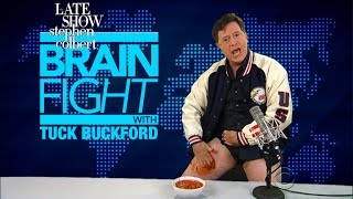 Tuck Buckford Is More Alex Jones Than Alex Jones
