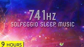 �������� ���� 741Hz | Detox Your Body in Sleep | Solfeggio Sleep Meditation Music to Remove Toxins ������