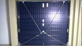 Garador Secured By Design Garage Door - Product Showcase