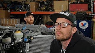 Tuerck & Forsberg Return For Brand New Drift Garage FRS and Titan XD Builds thumbnail