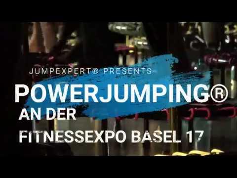 Trimilin I PowerJumping Masterclass I Fitness Expo Basel 17