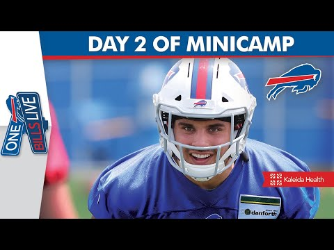 buffalo-bills-day-2-of-minicamp-|-one-bills-live